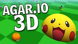 Agar.io 3d Game