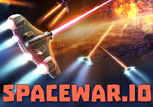 Spacewar.io Game