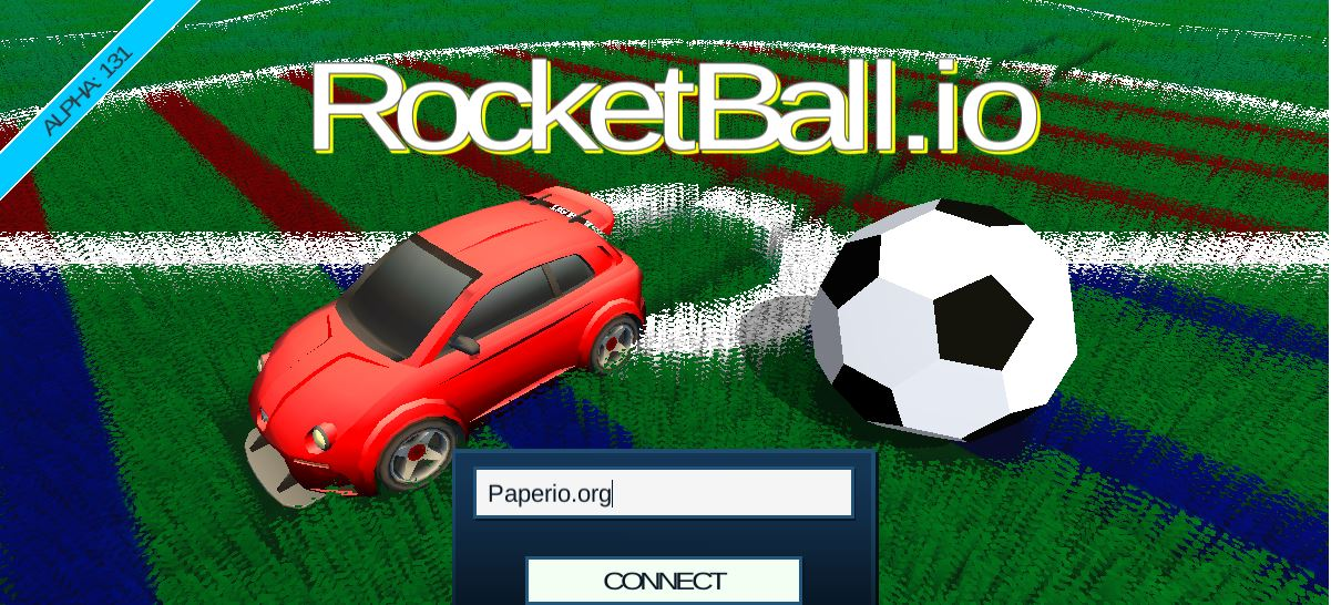 Rocketball.io Game