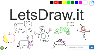 LetsDraw.it Game