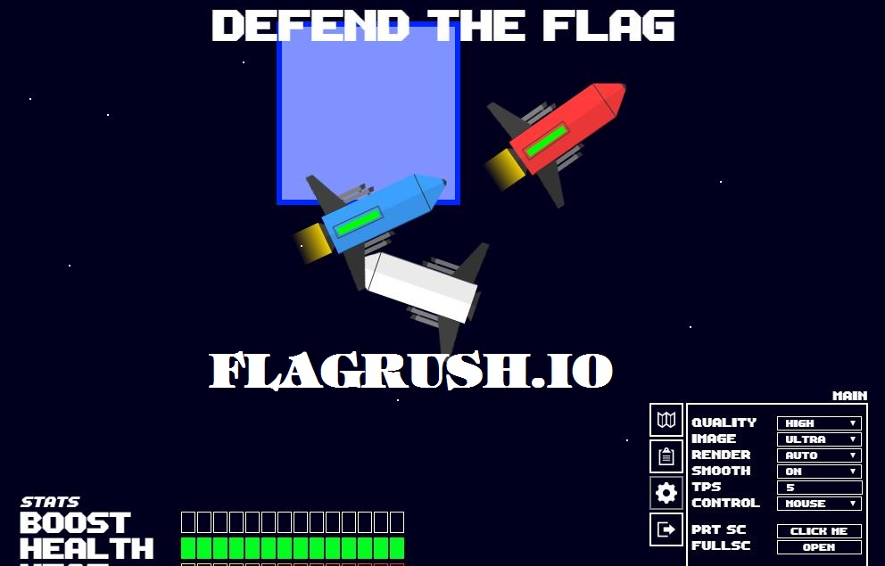FlagRush.io Game