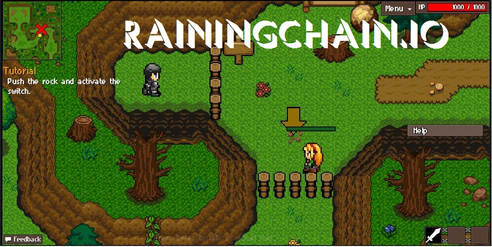 RainingChain.io Game