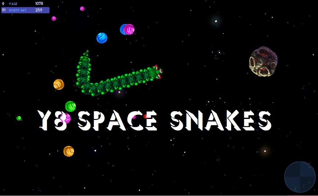 Y8 Space Snakes Free Online Game - Play Y8 Space Snakes Free Online