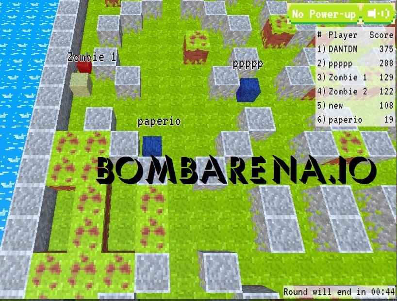 BombArena.io Game