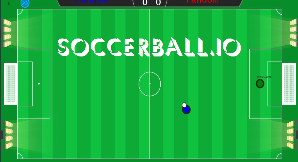 SoccerBall.io Game