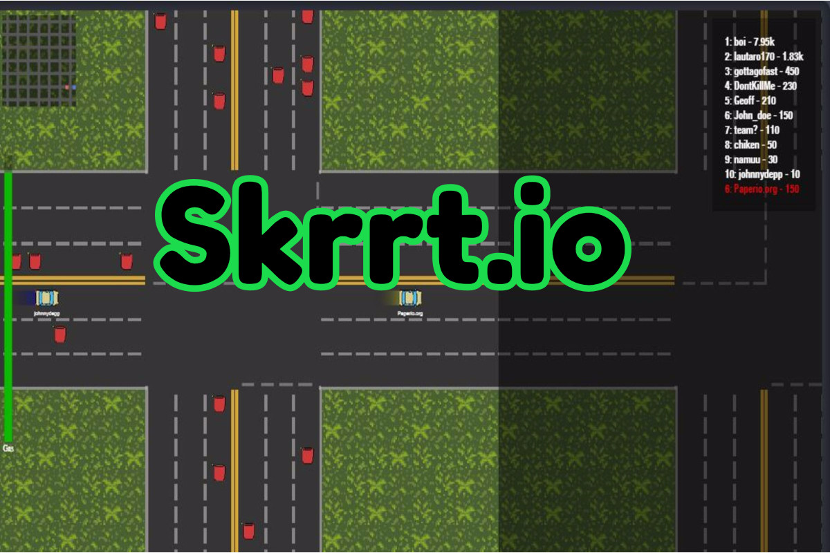 Skrrt.io Game