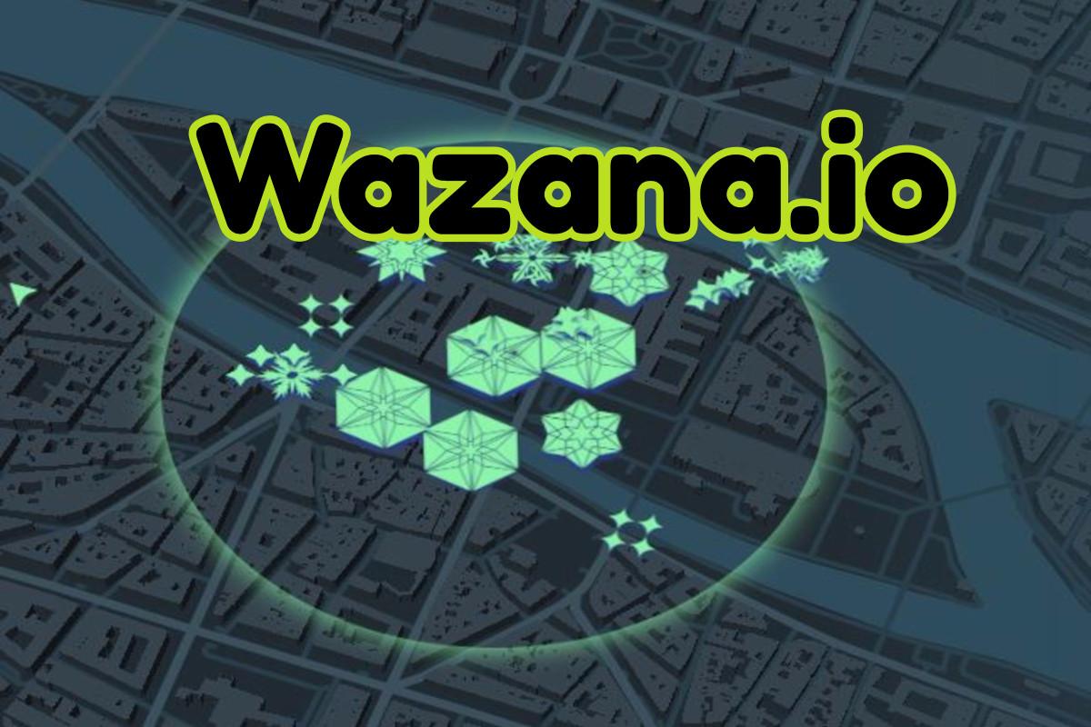 Wazana.io Game