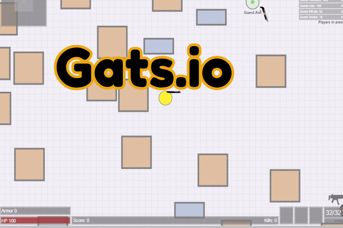 Gats.io Game