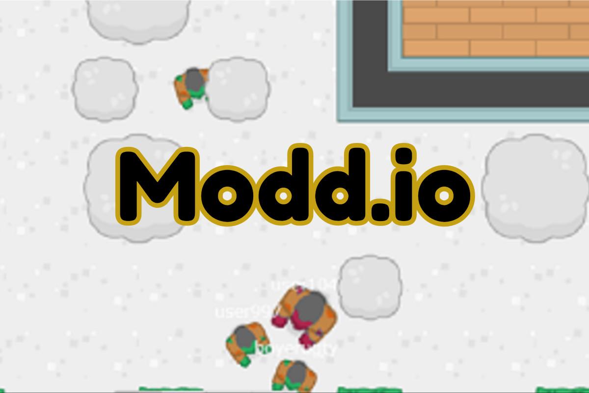 Modd.io Game