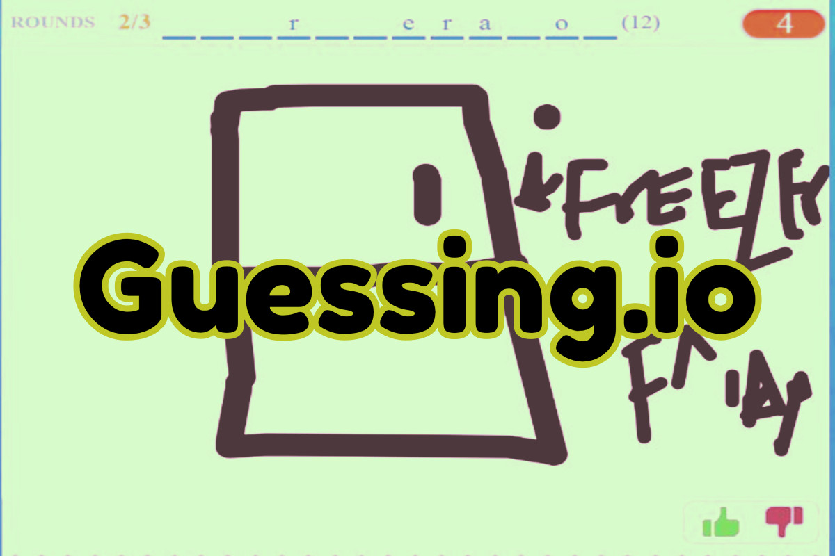 Guessing.io Game
