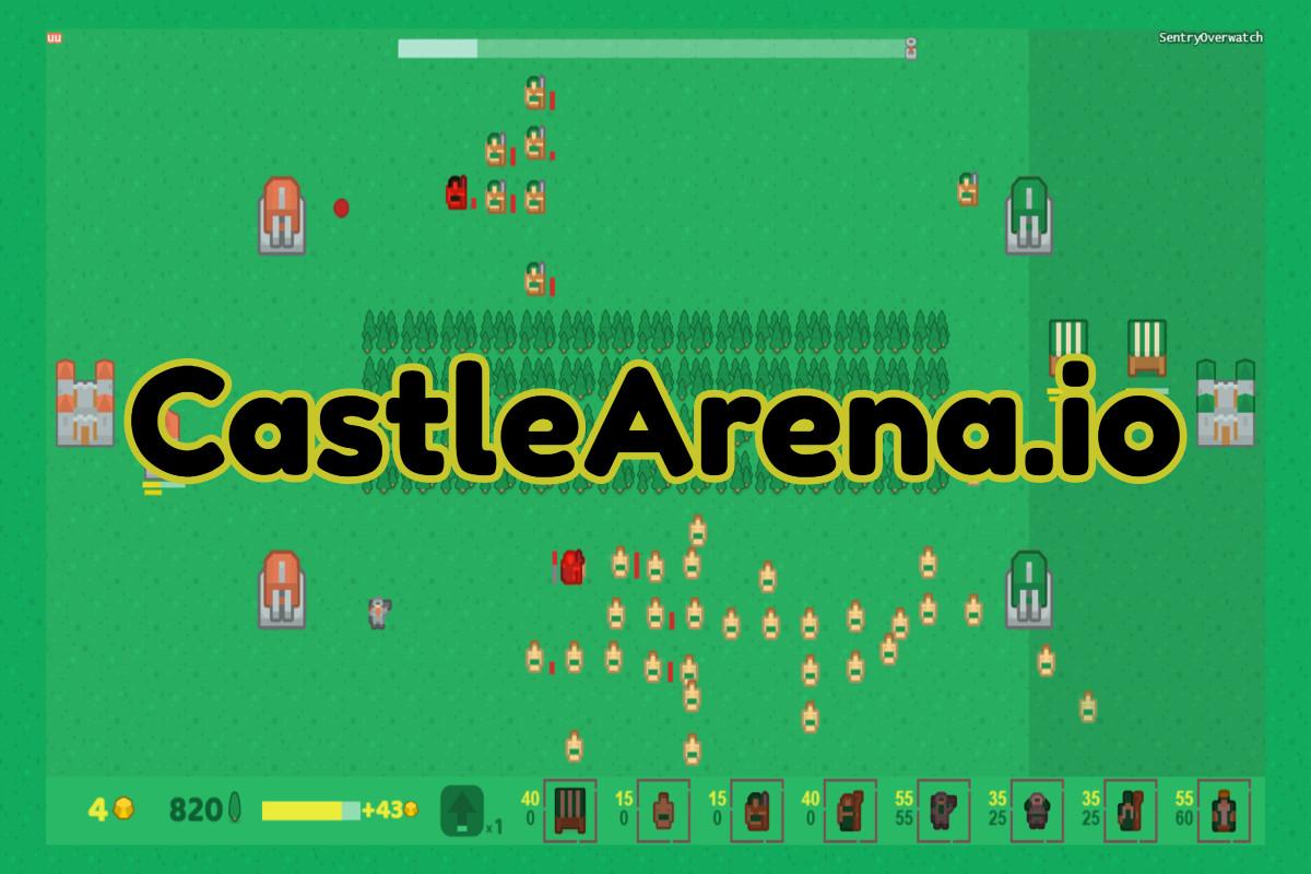 CastleArena.io Game