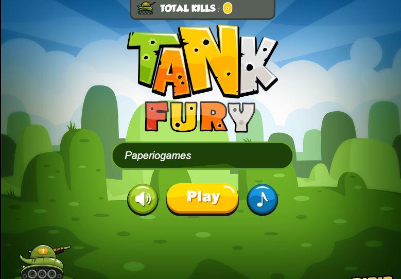 Tankfury Game
