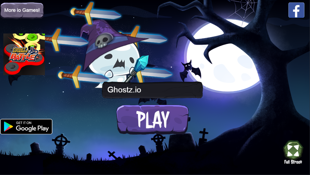 Ghostz.io Game