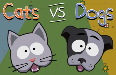 CatsVsDogs.io Game