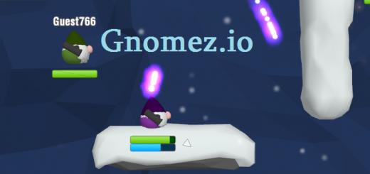Gnomez.io Game