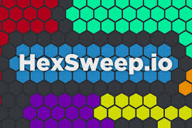 HexSweep.io Game