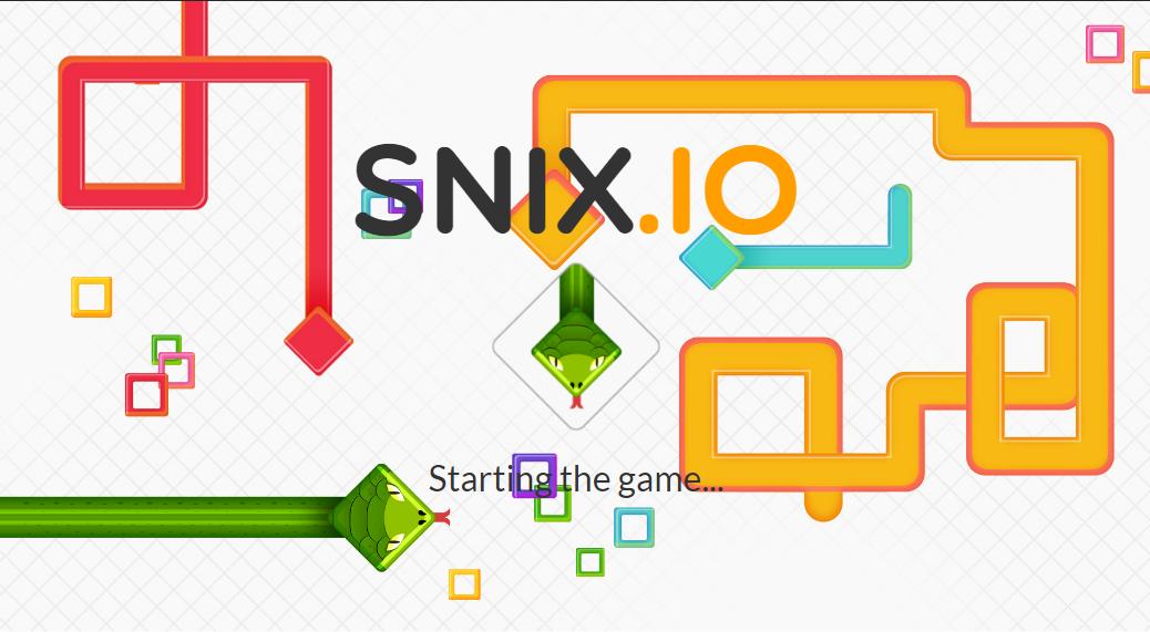 Snix.io Game
