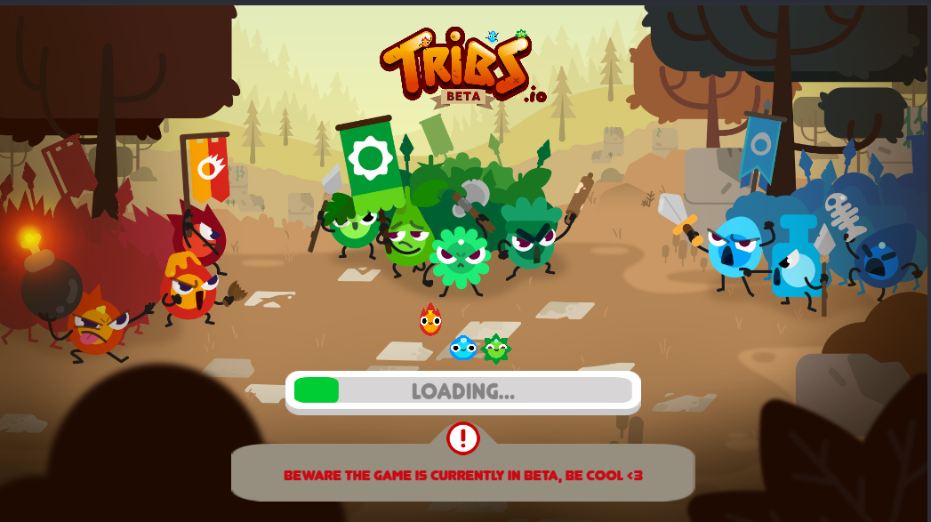 Tribs.io Game