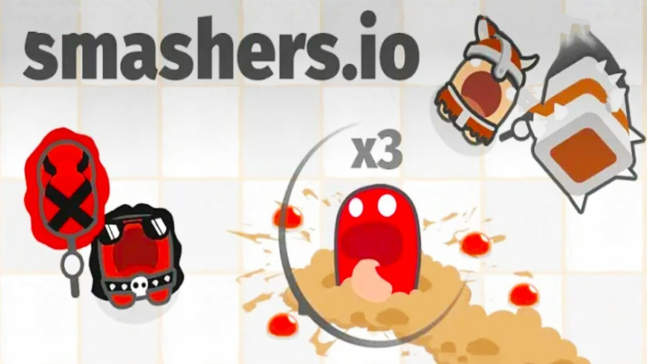 Smashers.io Game