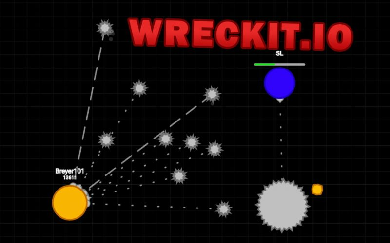 Wreckit.io Game