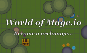 WorldOfMage.io Game