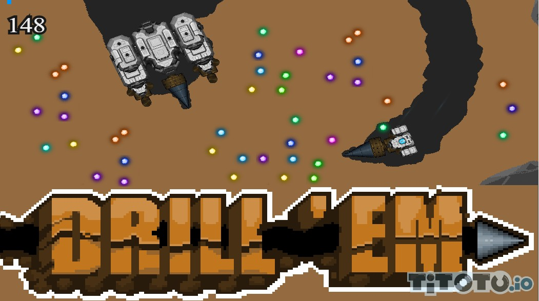 Drillem.io Game