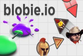 Blobie.io Game