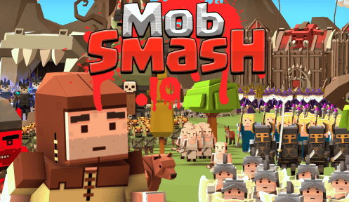 MobSmash.io Game