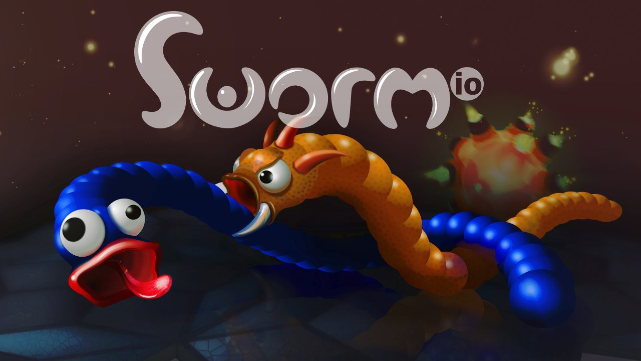 Sworm.io Game