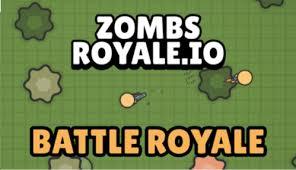 ZombsRoyale.io Game