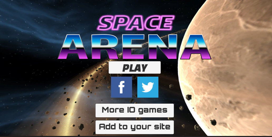 SpaceArena Game