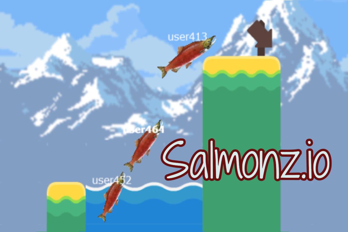 Salmonz.io Game