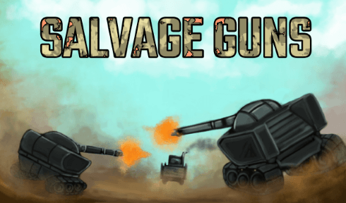 Salvage Guns Game
