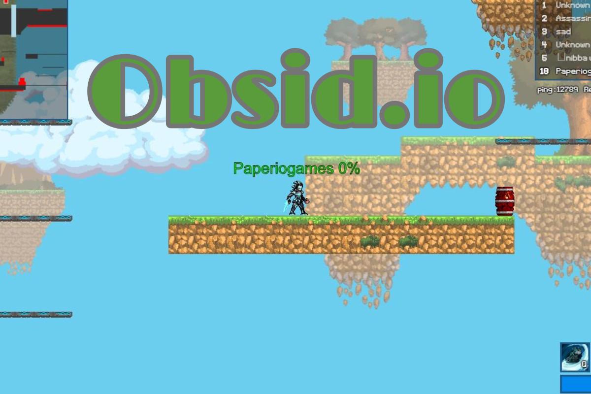 Obsid.io Game