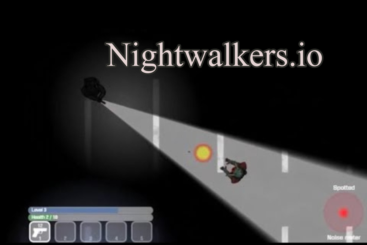 Nightwalkers.io Game