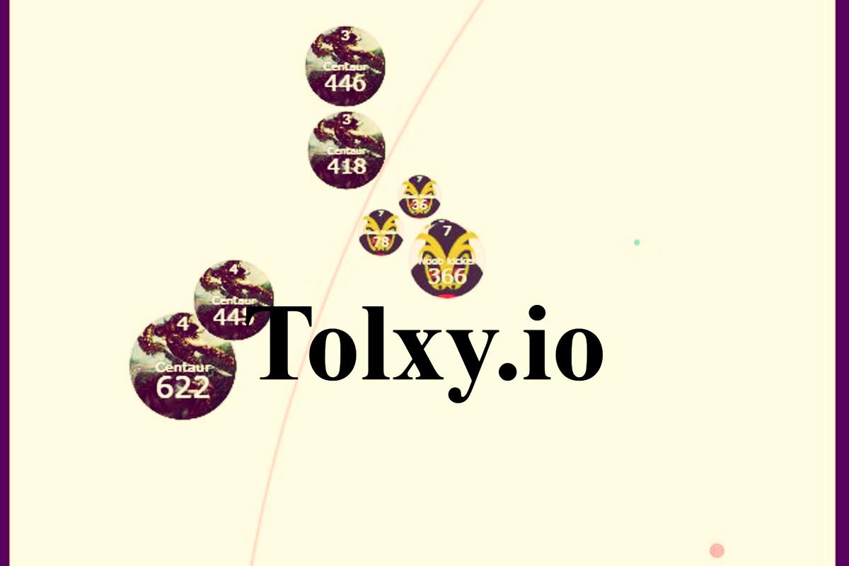 Tolxy.io Game