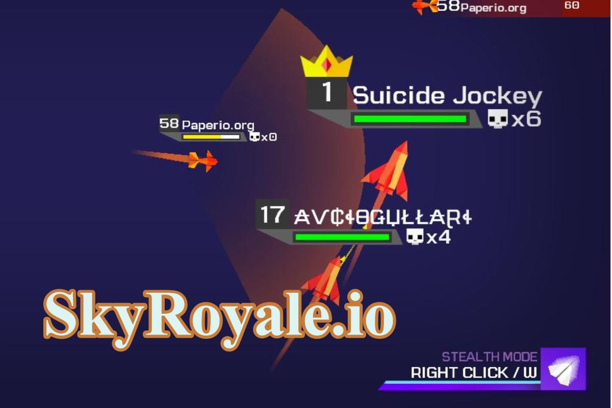 SkyRoyale.io Game