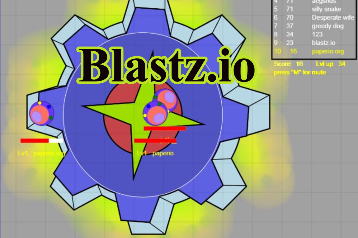Blastz.io Game