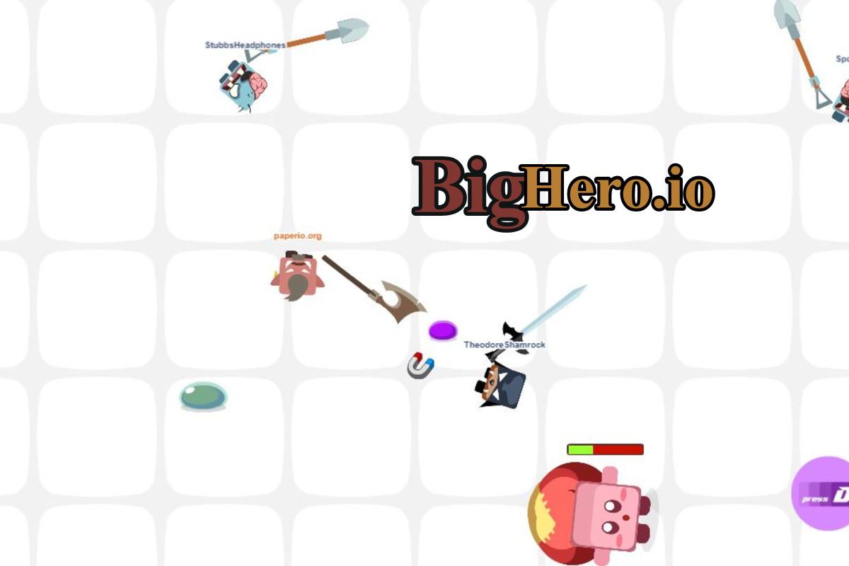 Bighero.io Game