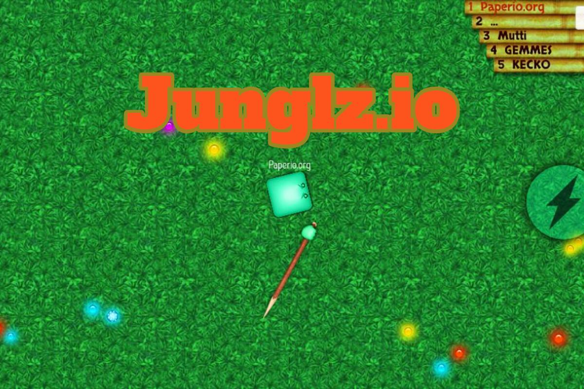 Junglz.io Game