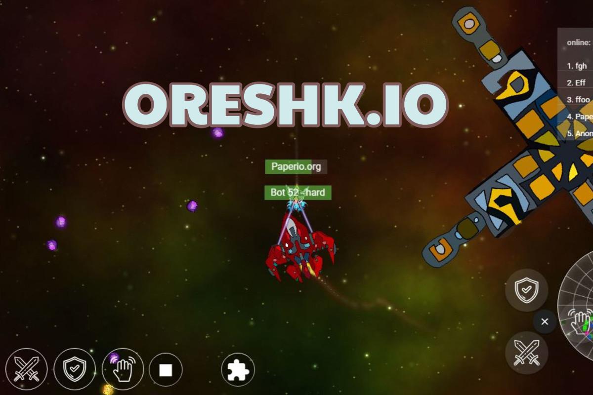 Oreshk.io Game