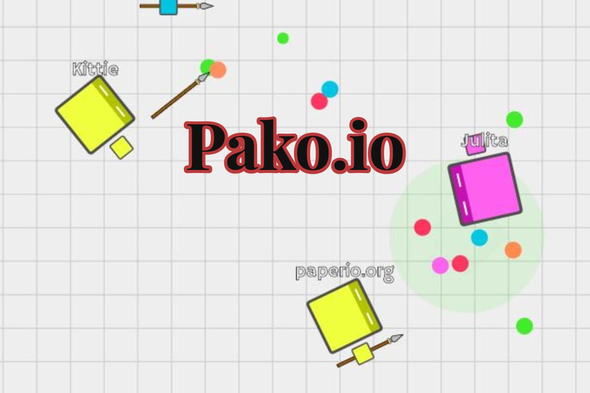 Pako.io Game