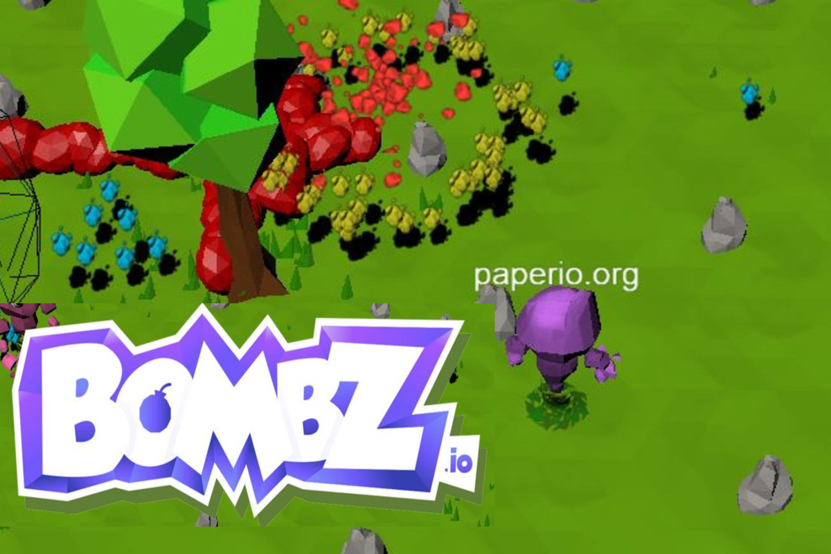 Bombz.io Game