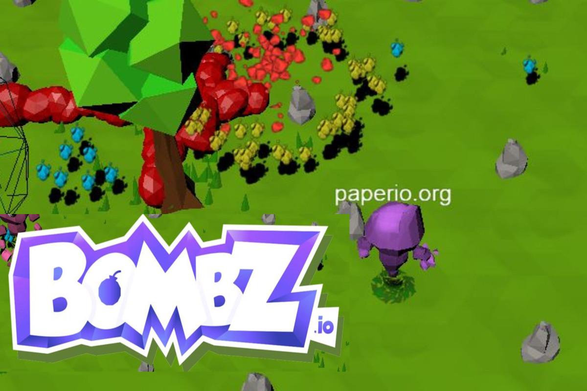 Bombz.io Game