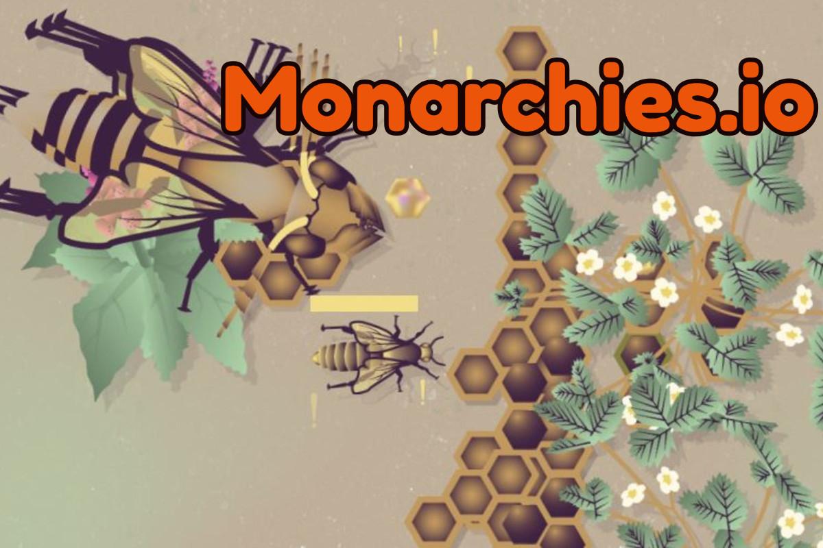 Monarchies.io Game