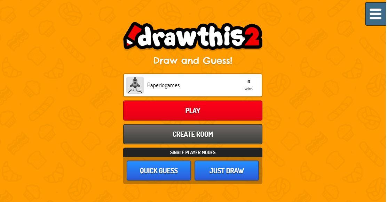 DrawThis2.io Game