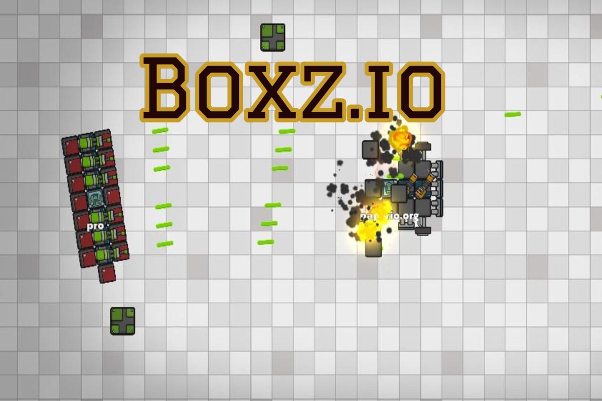Boxz.io Game