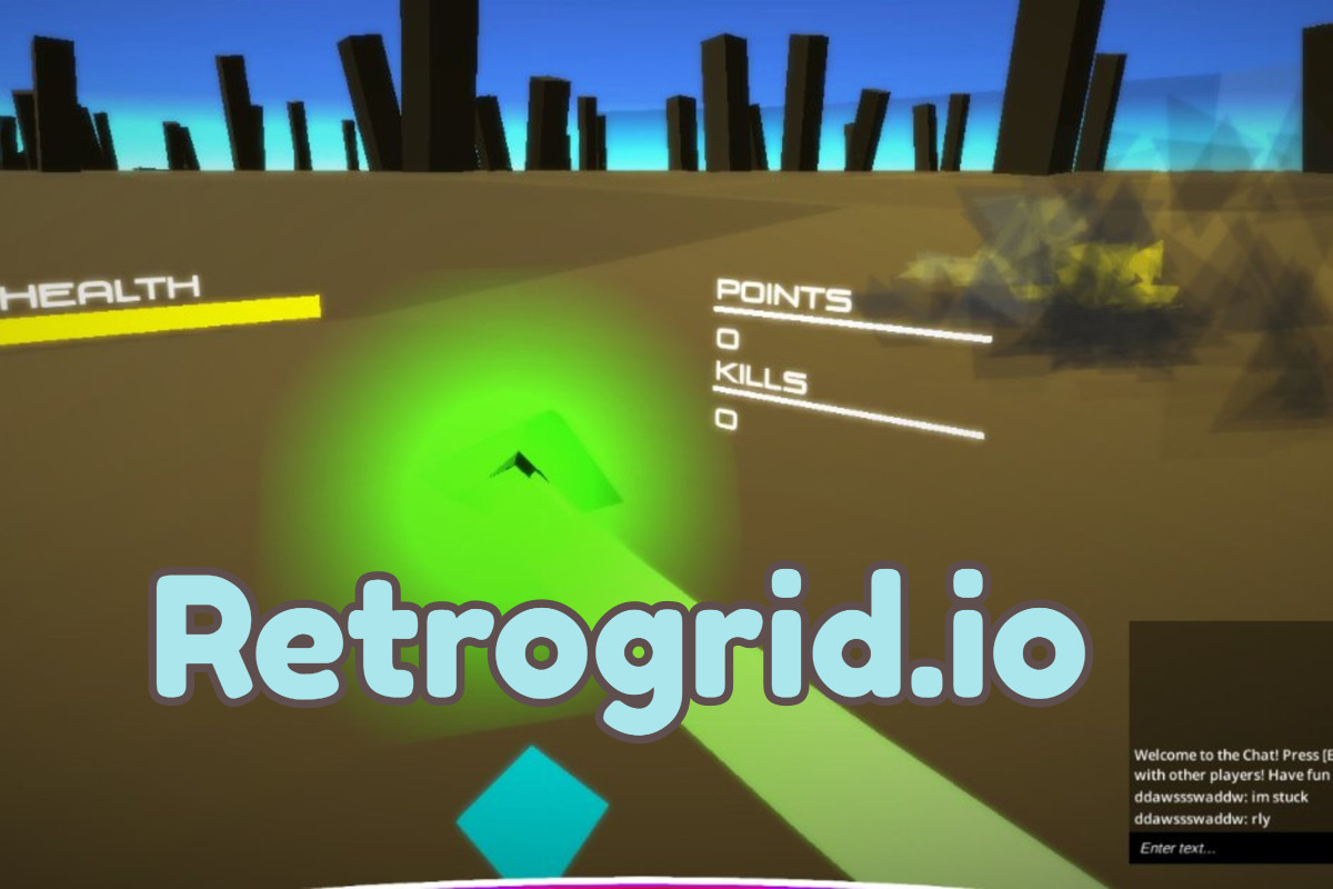 Retrogrid.io Game