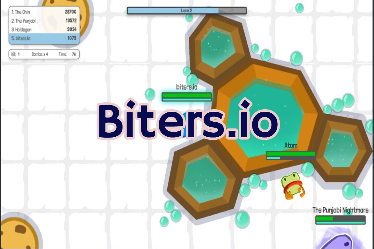 Biters.io Game
