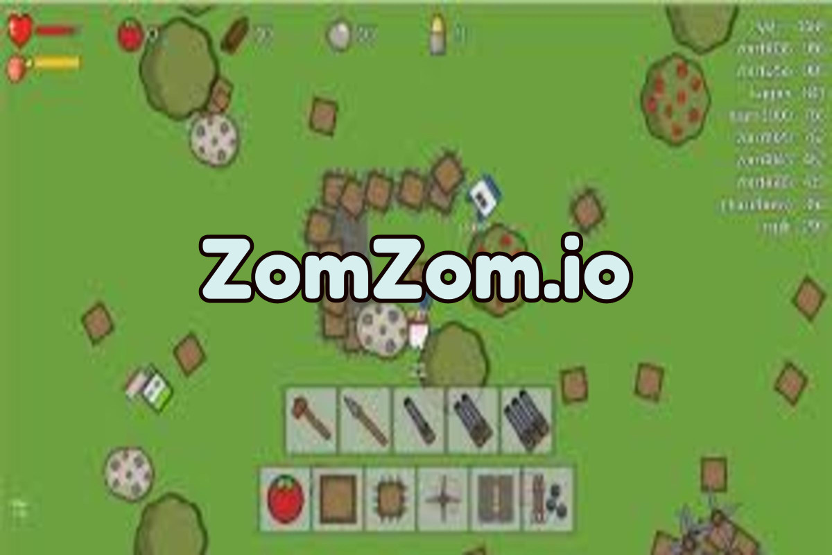ZomZom.io Game